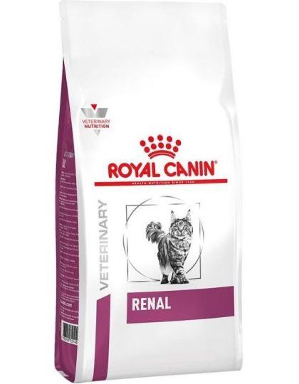 Renal RF 23 Feline (диета) для взрослых кошек для поддержания функции почек при острой или хронической почечной недостаточности