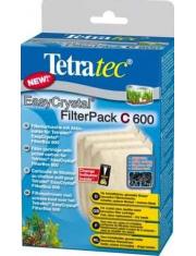 Набор картриджей с углём Tetra EasyCrystal Filter Pack C 600