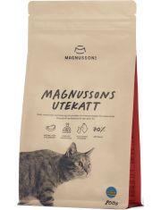 Magnussons Utekatt (Утекатт) запечённый корм для взрослых кошек и котят с нормальной и высокой активностью