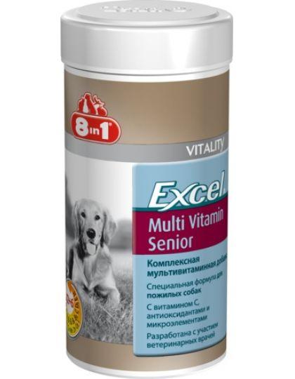 Эксель Мультивитамины для пожилых собак