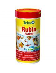 Tetra Rubin Flakes корм в виде хлопьев  для усиления окраски рыб