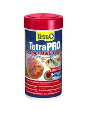 TetraPro Color Crisps корм для улучшения яркости окраса декоративных рыб, чипсы