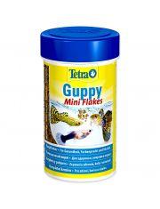 Tetra Guppy Mini Flakes корм для гуппи, хлопья