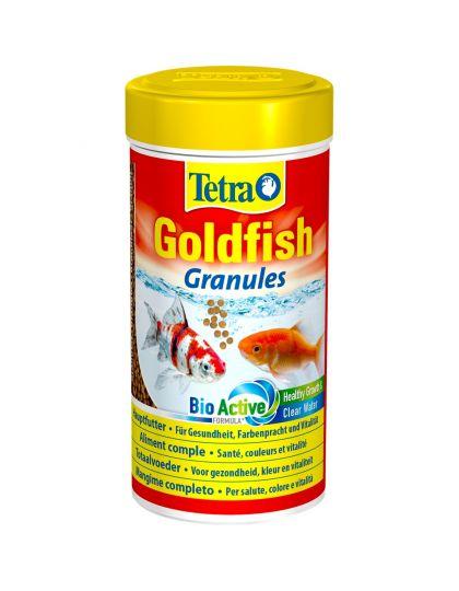 Tetra Goldfish Granules плавающие гранулы для любых холодноводных и золотых рыбок
