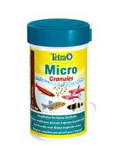 Tetra Micro Granules корм для мелких видов рыб, гранулы