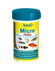 Tetra Micro Pellets корм для мелких видов рыб, шарики