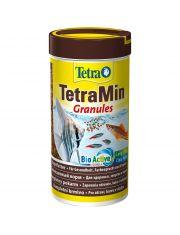 TetraMin Granules гранулированный корм для всех видов декоративных рыб