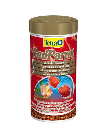 Tetra Red Parrot корм для красных попугаев, шарики