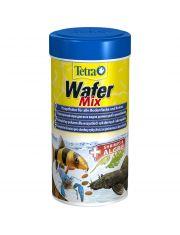 Tetra Wafer Mix корм для донных рыб и ракообразных, таблетки