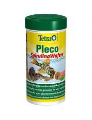Tetra Pleco Spirulina Wafers корм для донных рыб