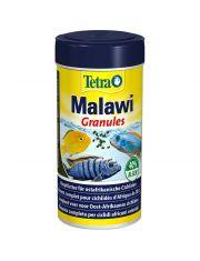 Tetra Malawi Granules гранулы травоядных цихлид