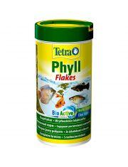Tetra Phyll Flakes корм в виде хлопьев с растительными ингредиентами