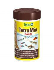 TetraMin Junior мини-хлопья корм для рыб более 1 см