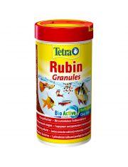 TetraRubin Granules корм в гранулах для улучшения окраса всех видов рыб