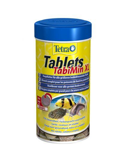 Tetra Tablets TabiMin XL для крупных травоядных донных рыб