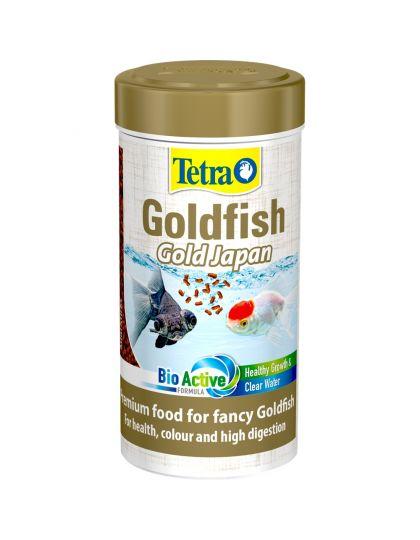 Tetra Goldfish Gold Japan корм для золотых рыбок, гранулы