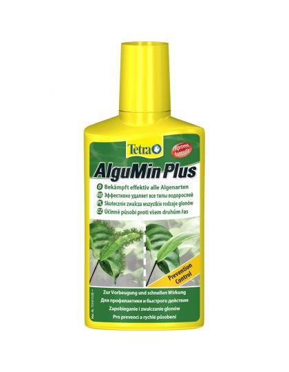 Tetra AlguMin Plus средство против водорослей и для профилактики