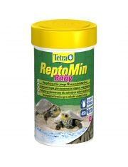 Tetra ReptoMin Baby корм для маленьких черепах, палочки