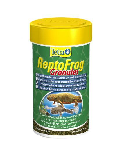 Tetra ReptoFrog Granuless корм для водных лягушек и тритонов в гранулах
