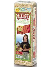 """Наполнитель древесный для грызунов Chipsi """"Strawberry"""""""