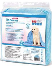 Пеленки гелевые, впитывающие, супертонкие для домашних животных