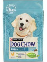 Puppy для щенков всех пород с курицей