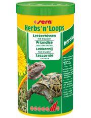 Herbs'n'Loops  корм для растительноядных рептилий