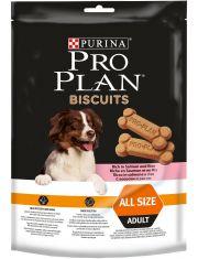 Biscuits с лососем и рисом лакомство для собак
