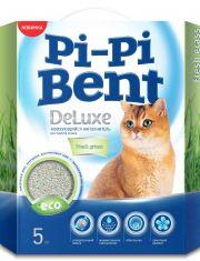 Deluxe Fresh Grass наполнитель для кошек  комкующийся