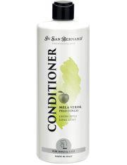Кондиционер для длинной шерсти с ароматом зеленого яблока
