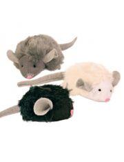 Мягкая мышка с микрочипом