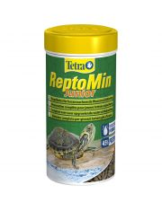 Tetra ReptoMin Junior корм для молодых водных черепах