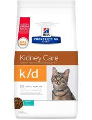 PRESCRIPTION DIET k/d для кошек с тунцом