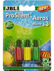 ProSilent Aeras Micro S3 набор из трёх цветных распылителей для мелких пузырьков в аквариуме