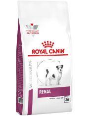 Renal Small Dog (диета) для взрослых собак весом до 10 кг с хронической болезнью почек