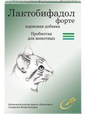Лактобифадол Форте пробиотик порошок для для кошек