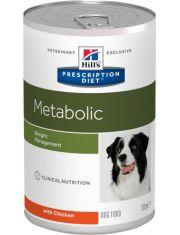 PRESCRIPTION DIET Metabolic для коррекция веса, с курицей