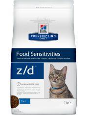 PRESCRIPTION DIET z/d Food Sensitivities диета при пищевой аллергии