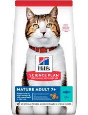 Science Plan для кошек старшего возраста, с тунцом