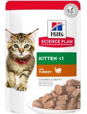 Science Plan Kitten для котят с индейкой