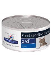 PRESCRIPTION DIET z/d Sensitivities при пищевой аллергии