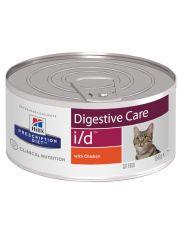 PRESCRIPTION DIET i/d Digestive Care для поддержания здоровья ЖКТ с курицей