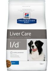 PRESCRIPTION DIET l/d Liver Care для поддержания здоровья печени