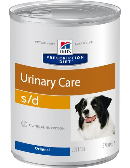 PRESCRIPTION DIET s/d  Urinary Care для поддержания здоровья мочевыводящих путей