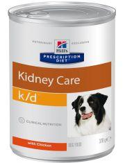 PRESCRIPTION DIET k/d Kidney Care для поддержания здоровья почек с курицей