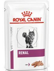 Renal (диета) паштет для взрослых кошек с хронической почечной недостаточностью