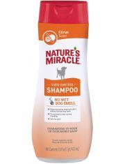 Шампунь против линьки для собак Natures Miracle Shed Control Shampoo