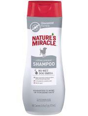 Шампунь гипоаллергенный для собак Natures Miracle Hypoallergenic Odor Control Shampoo