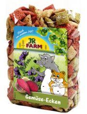 Подушечки из овощей для грызунов