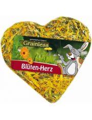 Лакомство беззерновое для грызунов Grainless сердце с лепестками